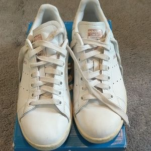 Adidas Stan Smith champagne pink